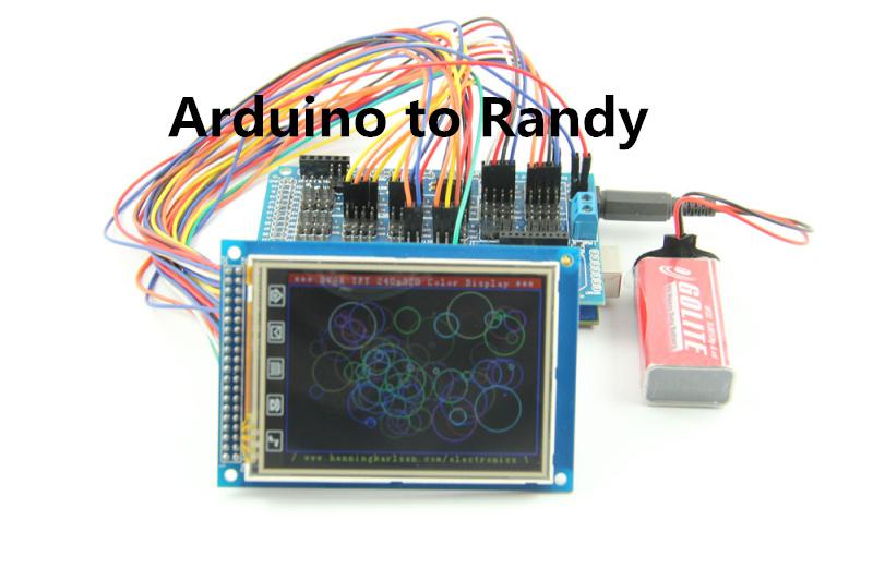 arduino学习笔记33  wbr>-  wbr>mega  wbr>2560 tft3.