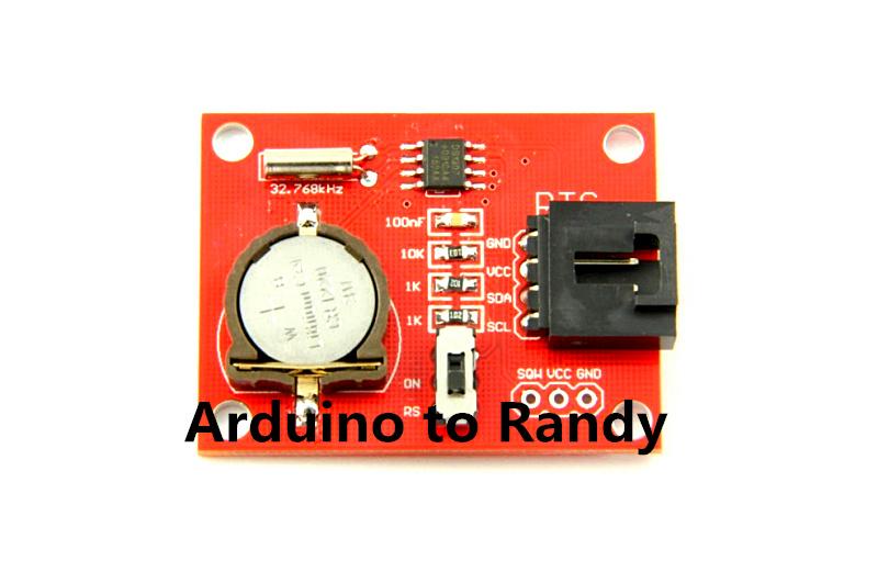 arduino + ds1307