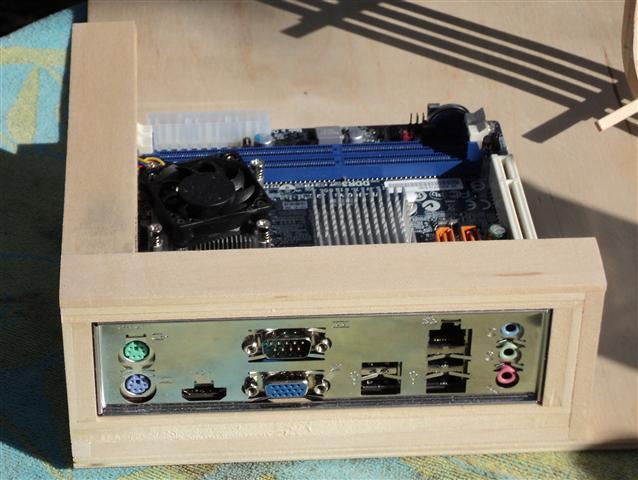 木质电脑机箱——aerodyne制作过程