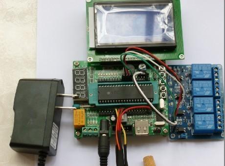 实物电路设计板