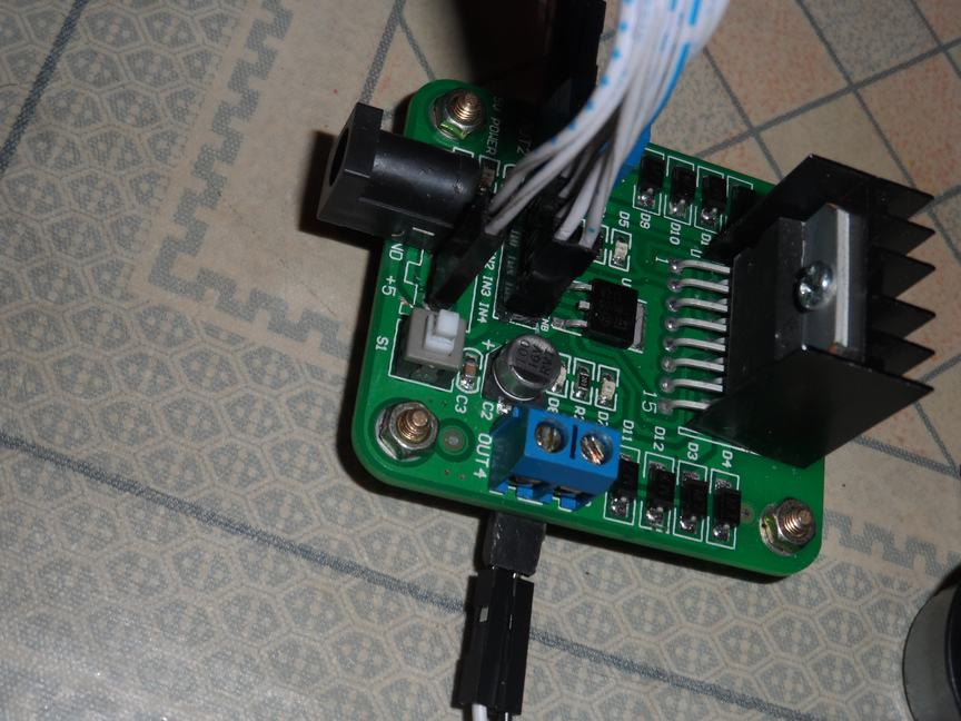 电机接线特写2