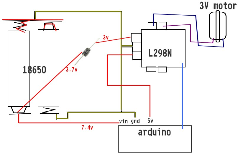 各款arduino外部充电电池电源的选择(5v~9v)