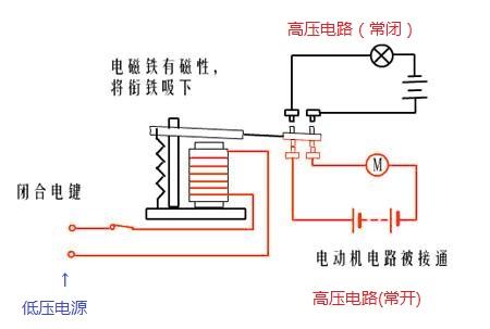 arduino继电器接线图