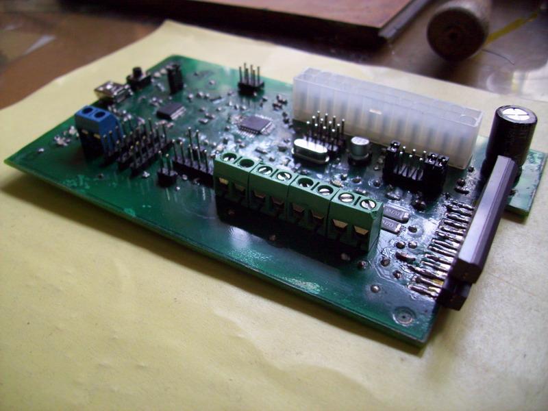 激光打印电路板