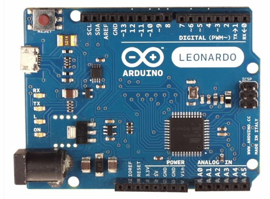 Arduino to interact with LabVIEW application 02-multi
