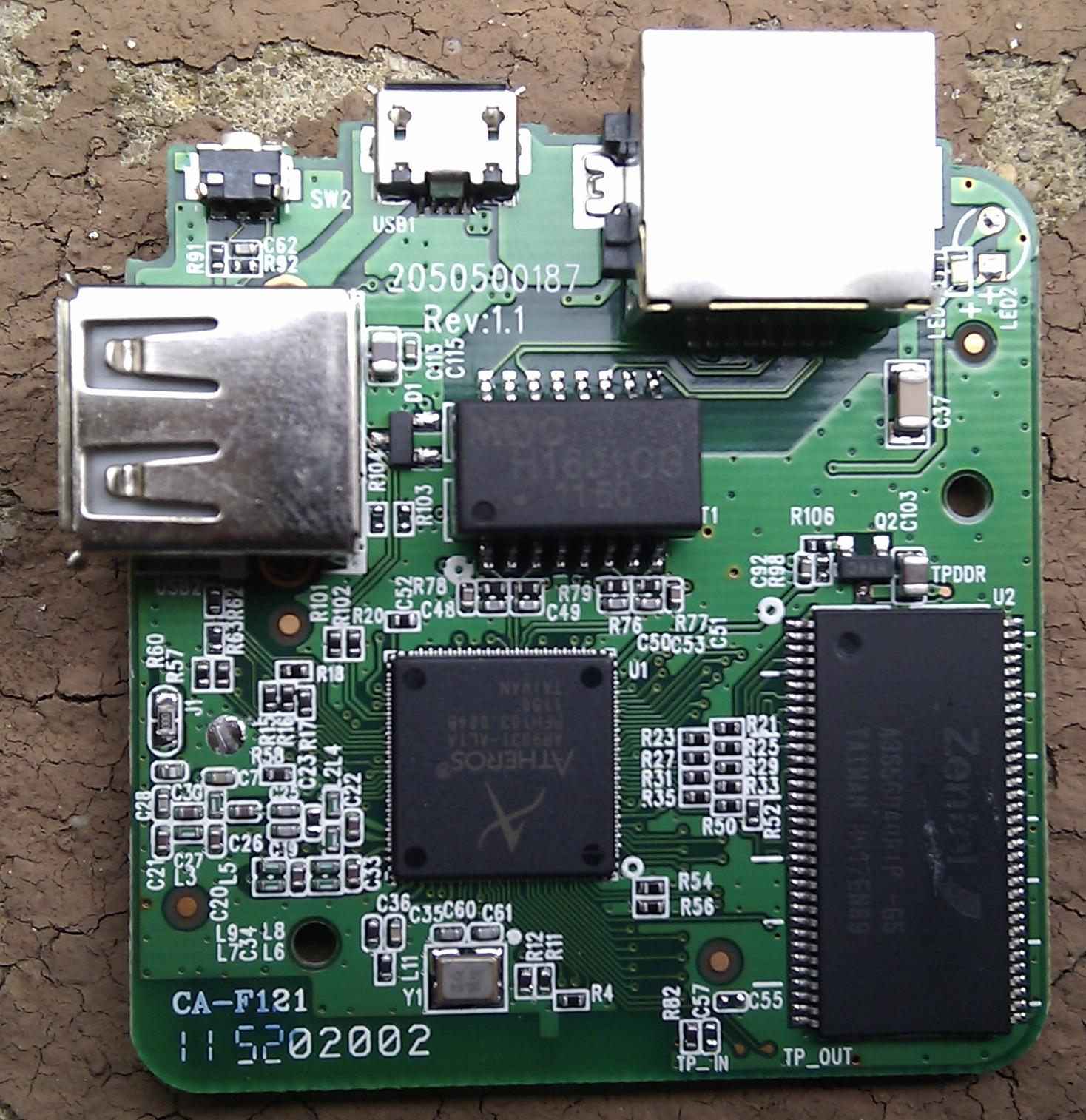 电路板 1468_1514