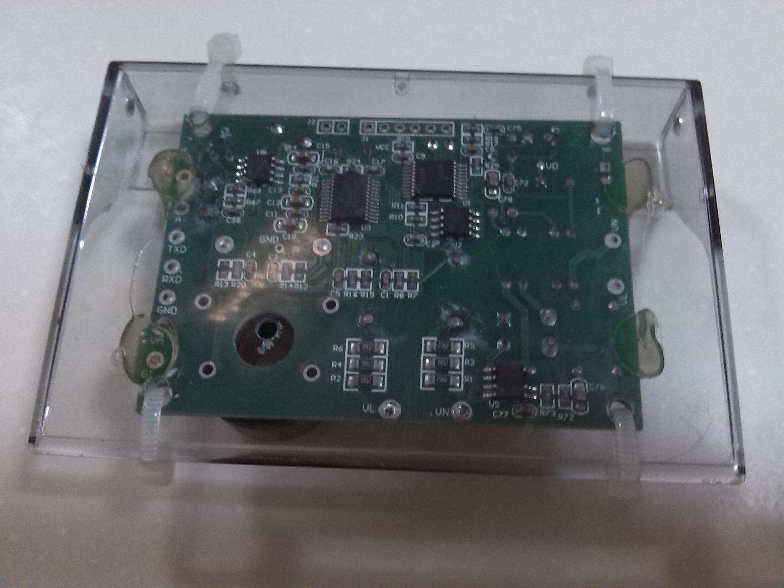 网络电量表-原型底面