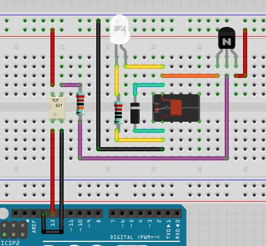 我设计了一个光耦隔离继电器驱动电路