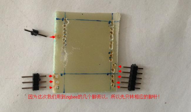 Arduino开源智能家居《花絮 》zigbee小底板diy成功 powered by discuz