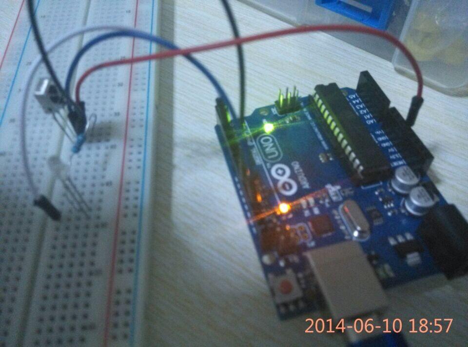 arduino红外控制格力空调问题