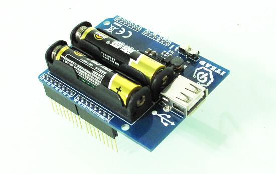 蓝牙小车之arduino控制程序