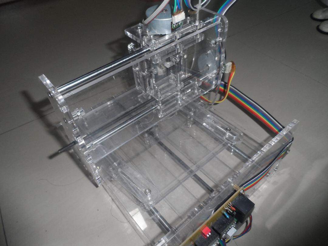 a4988雕刻机接线图