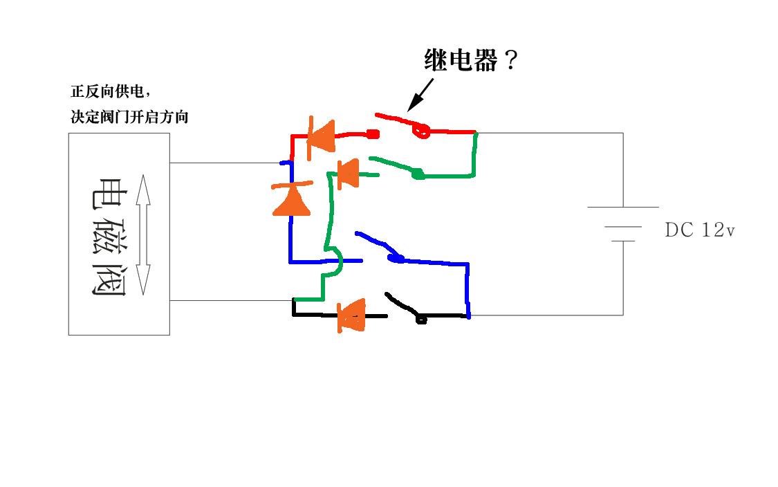 用arduino如何控制电磁阀图片