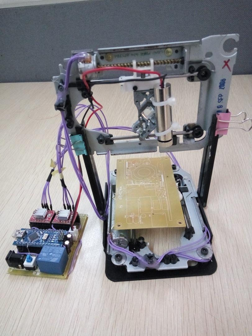 两光驱电机做的镭雕机.jpg