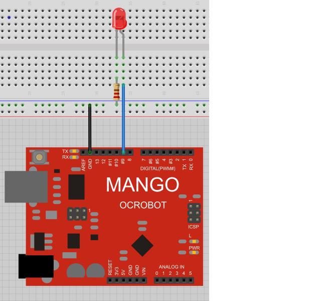 arduino官方范例