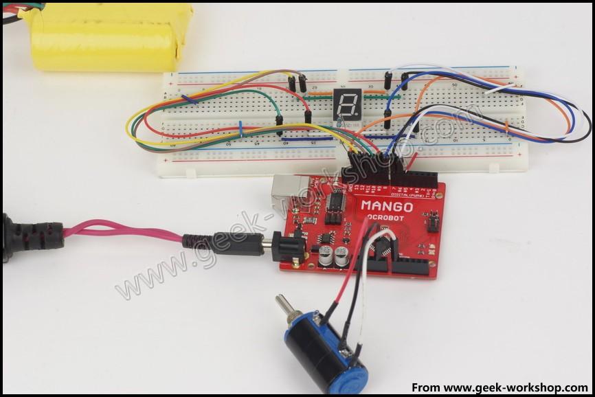 arduino 教程