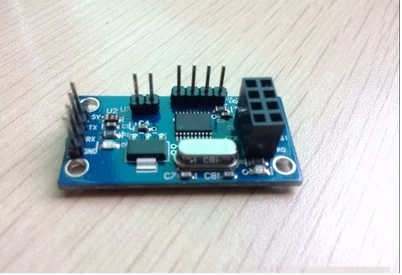 NRF24L01+驱动模块