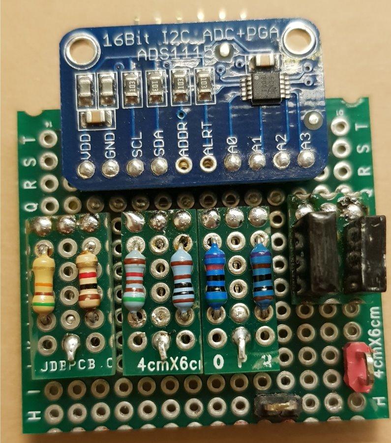 使用的電阻