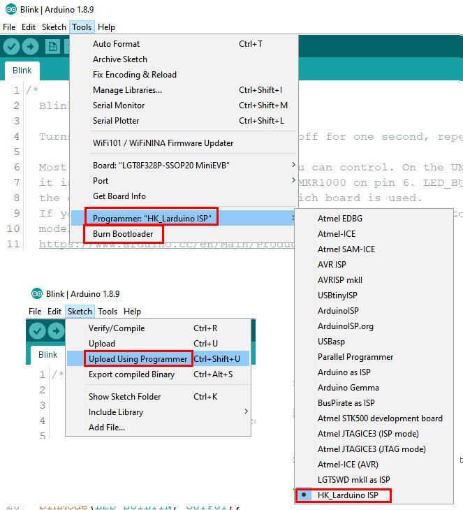 HK_LarduinoISP in Arduino IDE.JPG